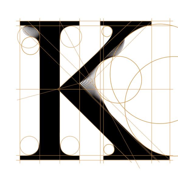 graphic design obostudio font