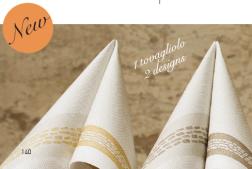 design tovaglia/tovaglioli